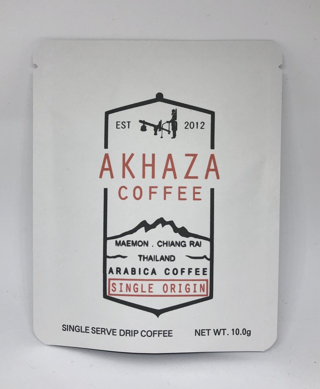 ドリップバッグコーヒー(ウェットプロセス)5個パック