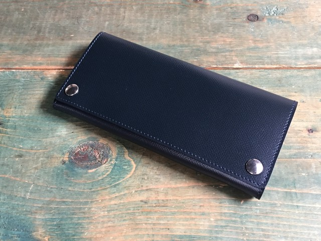 CC-12 LONG WALLET ~EMBOSSING LEATHER~