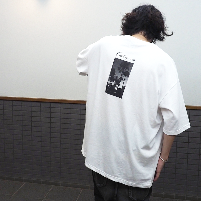 WillxWill Catch up soon T-shirts White