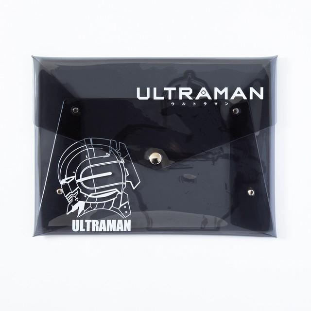 アニメ「ULTRAMAN」PVCクラッチバック-ULTRAMAN-