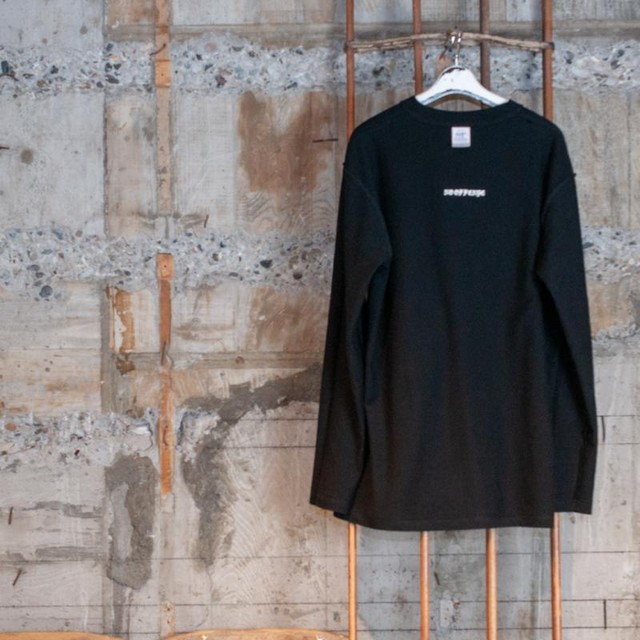 BELLRINGER【ベルリンガー】Reversible T-shirt(L/S) (BLACK)