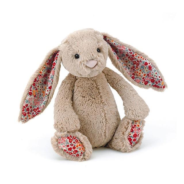 Blossom Beige Bunny Small_BLS6BN