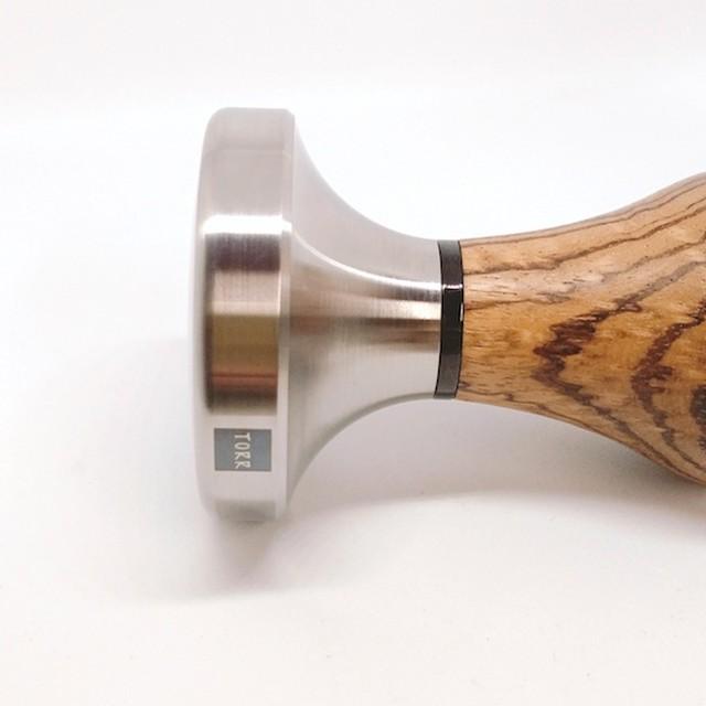 TORRタンパー●GF-Classic 58mm コンベックス Espressoタンパー