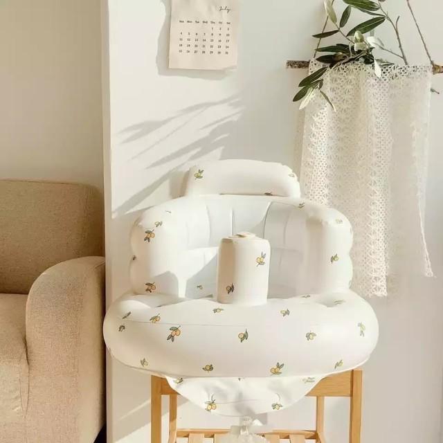 【受注】olive baby chair オリーブ柄ベビーチェア