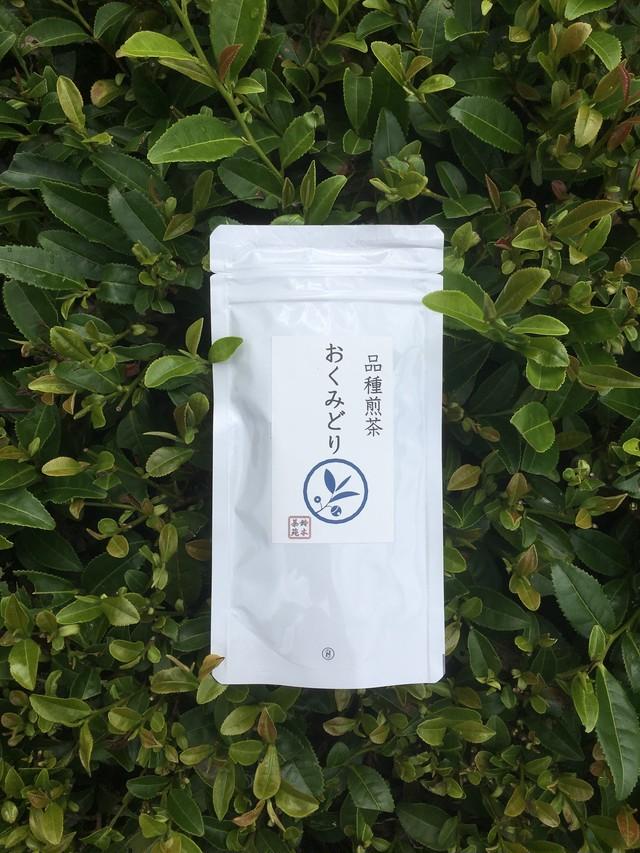品種煎茶 おくみどり50g