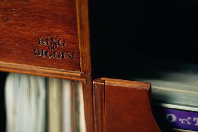 12inchレコードラック:KING OF DIGGIN' 発!MUROやマッカチンも愛用!
