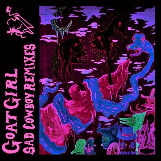 """GOAT GIRL - Sad Cowboy Remixes (12"""")"""