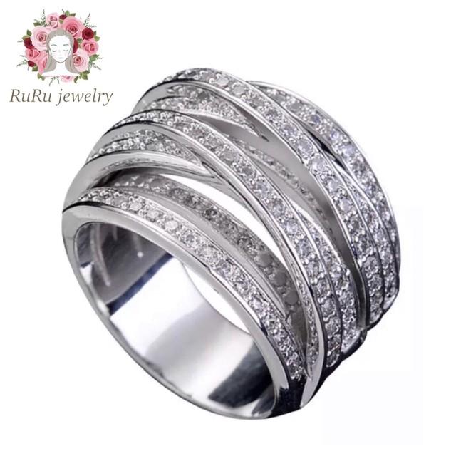Uroboros cross silver(ring)