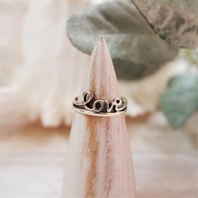 Love Ring  18380011(S)★【9号/11号/13号】