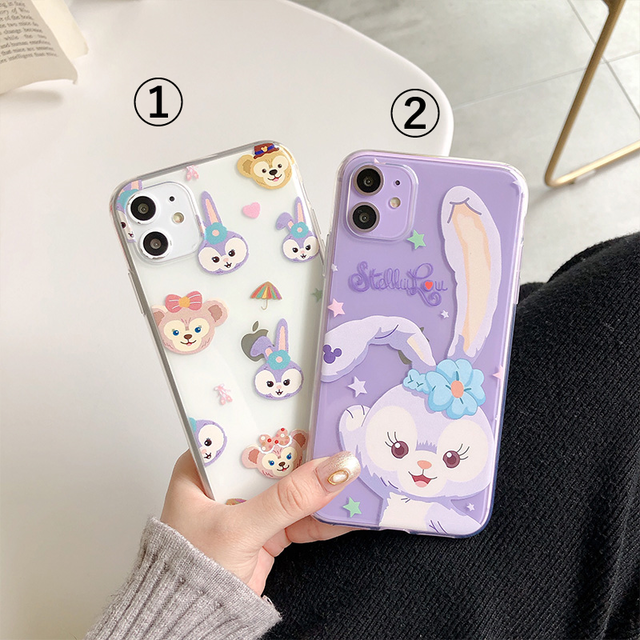 Cute rabbit animal iphone case