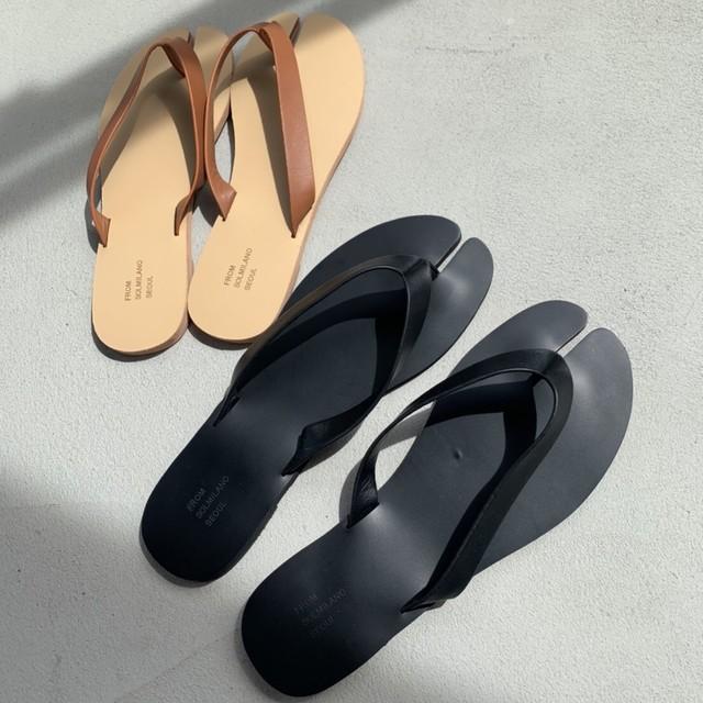 Tabi beach sandal