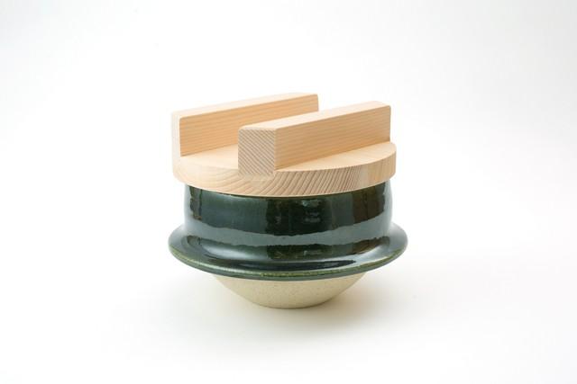土楽・羽釜(1合炊き)