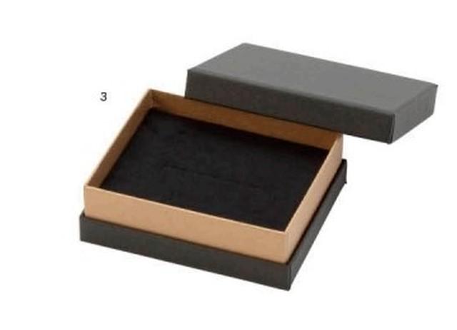 アクセサリー紙箱 コンビボックス 12個入り 7153-REP