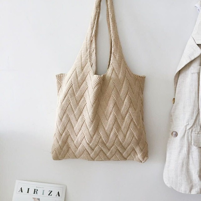 Knit bag KRE648