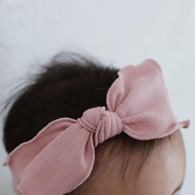 rib ribbon hair turban (ターバン/ストロベリーアイス)  BBTEGX90802810_106