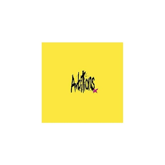 【新品】Ambitions(初回限定盤/DVD付)