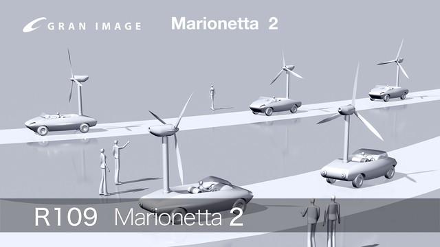 グランイメージCG素材集 R109DL マリオネッタ2 Marionetta 2(ダウンロード製品)