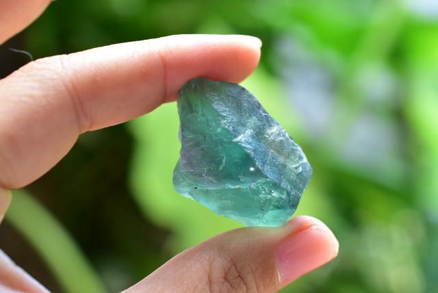 フローライト原石 flo016