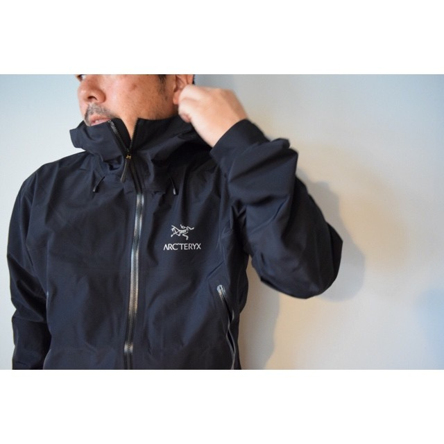 ArcTeryx 1018-0012BK Beta LT Jacket Men's