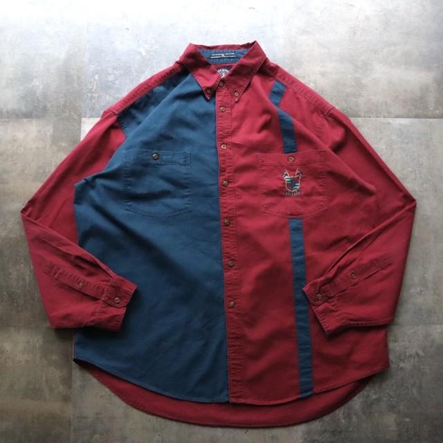 old pattern design shirt