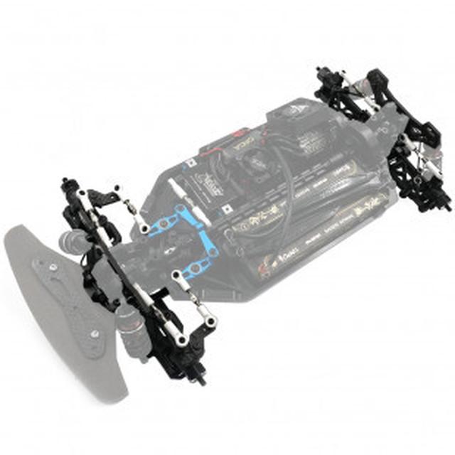 Yeah Racing Competition Touring Car Upgrade Kit For Tamiya TT02 (TATT-S04)