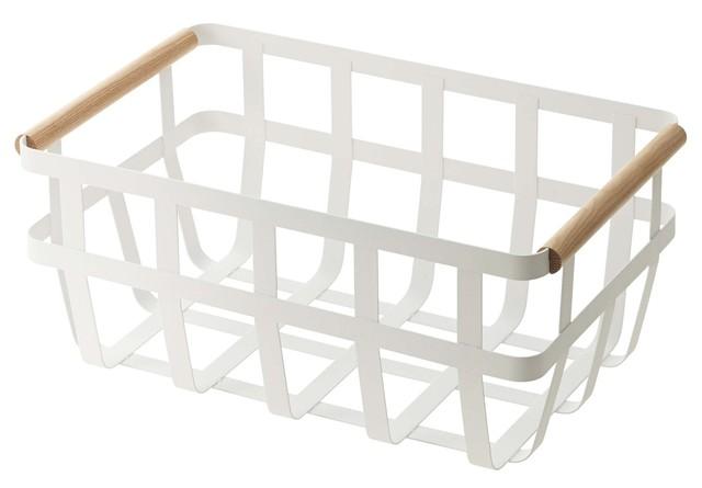 キッチンをスタイリッシュに!!シンクにフィットする伸縮水切りバスケット