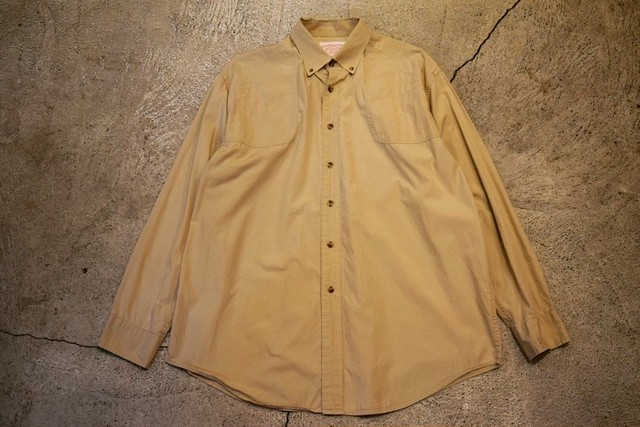 USED 00s FILSON L/S Shirt -Large S0621