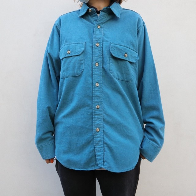 made in USA Woolrich color shirt