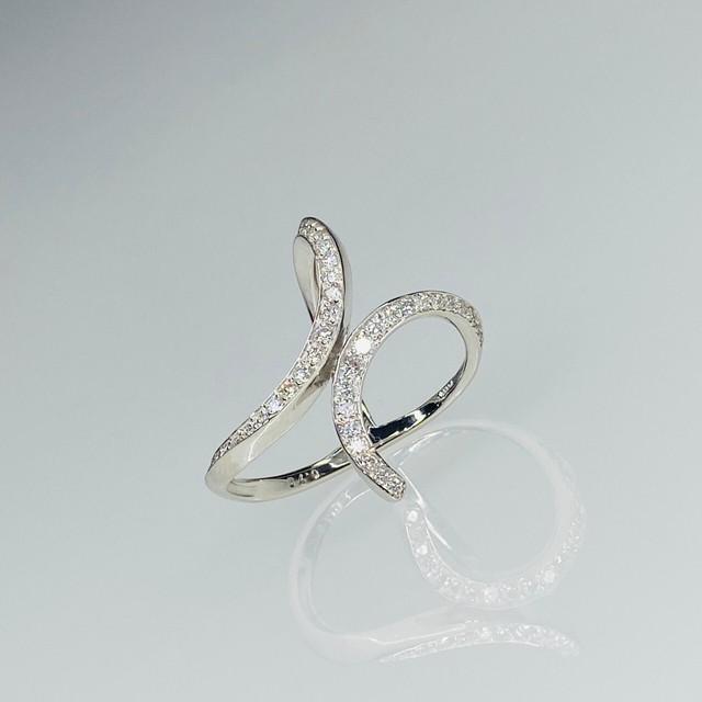 P900 ダイヤモンド 0.79ct リング ●