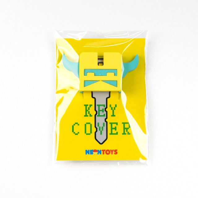 KEY MONSTER _Yellow&Turquoise