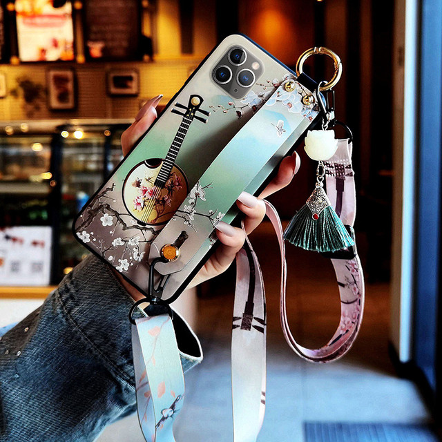 【YOUPINシリーズ】★チャイナ風携帯ケース★スマホカバー 2color選択可能 iPhone 12 12mini 12Pro 12ProMax アイフォン