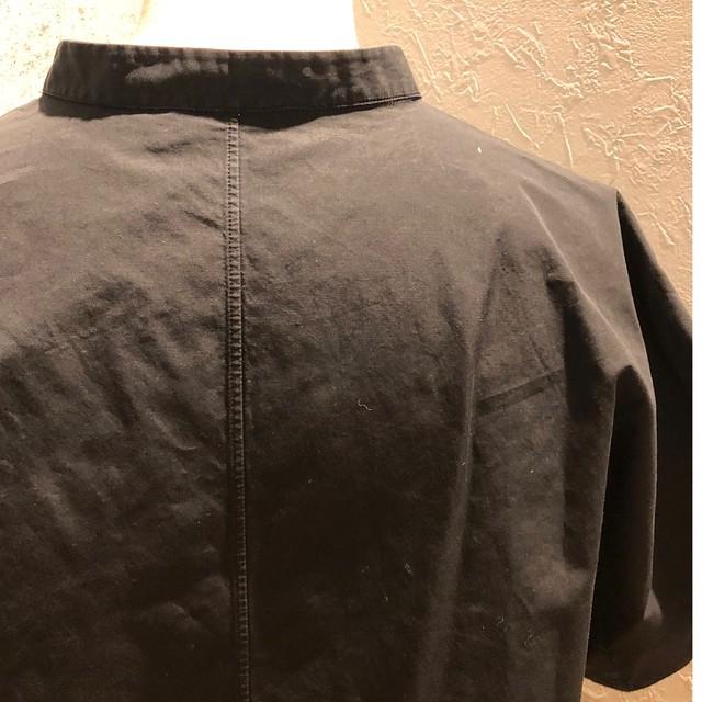 OLD JILSANDER BLACK SHIRT