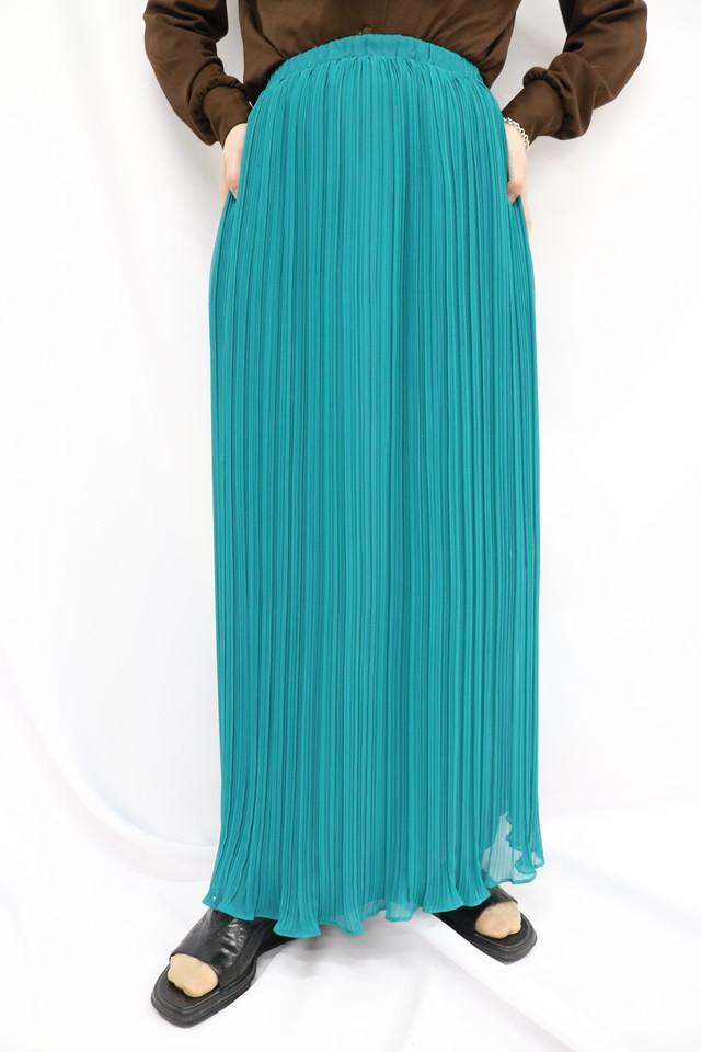 pleats skirt / 5SSSK30-35