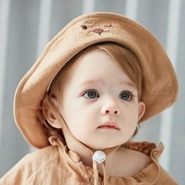 【小物】シンプル合わせやすい帆布ボウタイ無地限らず帽子24340318