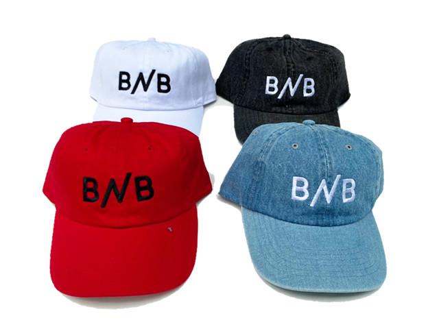 BNB Classic Logo 6Panel Cap