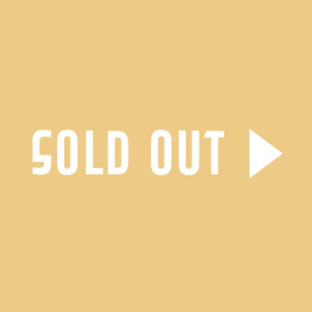 SOLD OUT▶