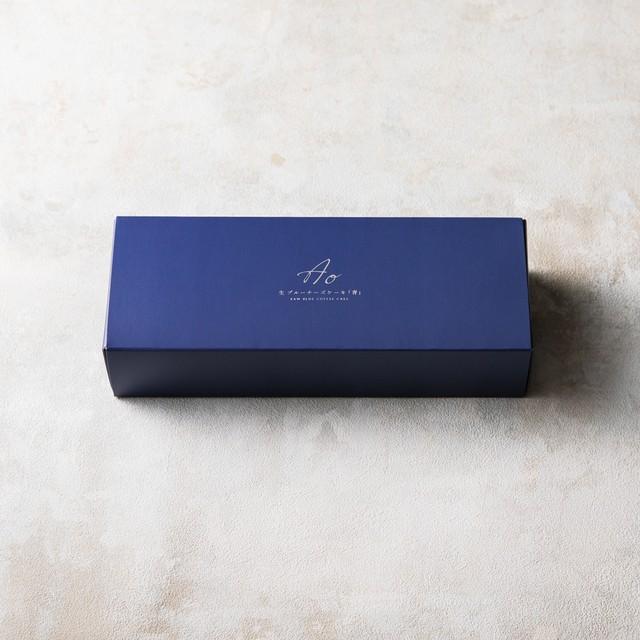 【新宿エリア店舗お渡し】:生ブルーチーズケーキ Koi Ao(濃い青)