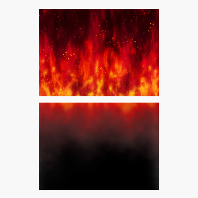Di_燃え盛る炎