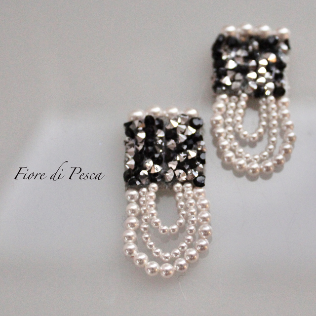 Beatrice Pierce (Earing) black L