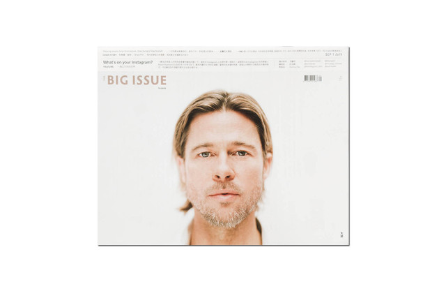 The Big Issue Taiwan 114 / What's on your Instagram?