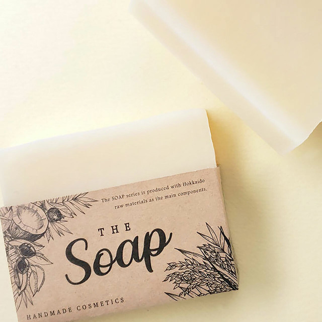THE Soap(ラベンダー)