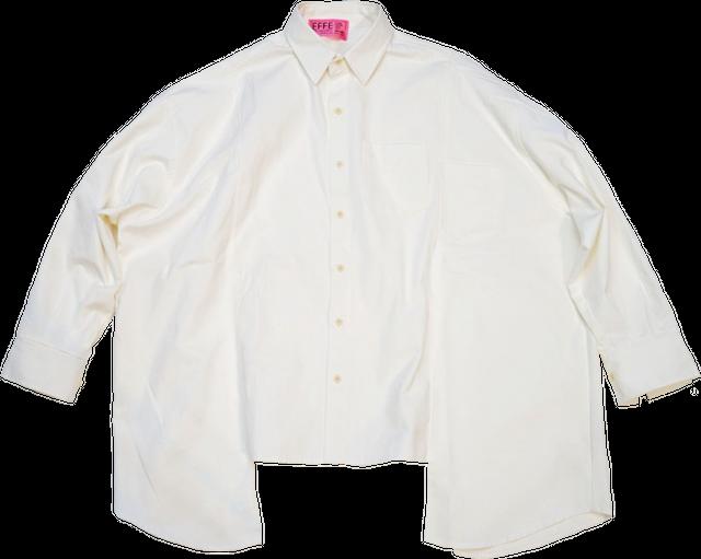 EFFECTEN(エフェクテン) flannel patchwork over shirts