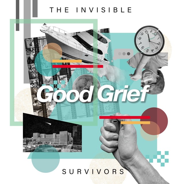 【DISTRO】Good Grief / THE INVISIBLE