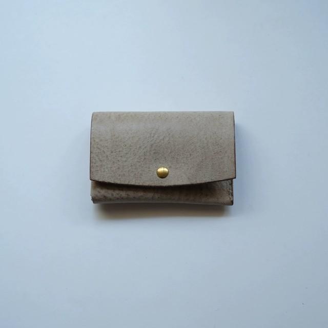 mini wallet - white beige - ALASKA