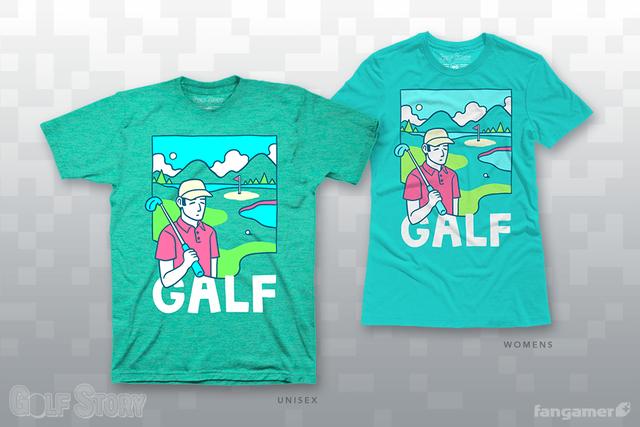 ガルフシャツ / GOLF STORY