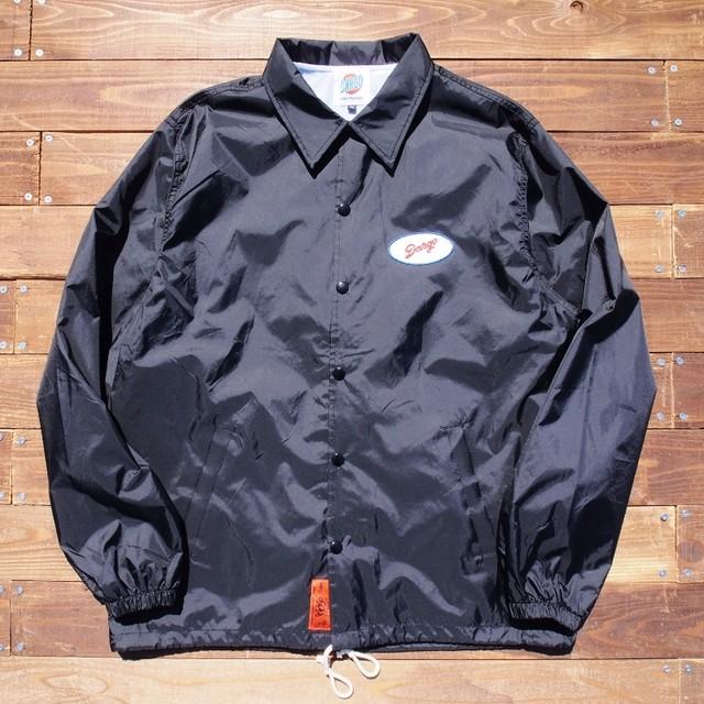 【DARGO】Original Coach Jacket (BLACK)