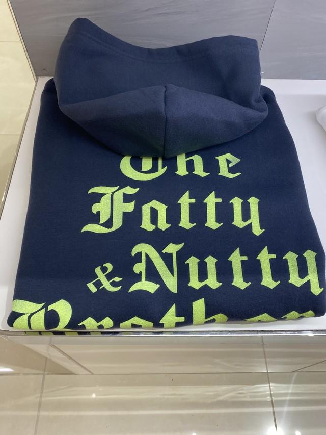 Fatty&nutty hoodie