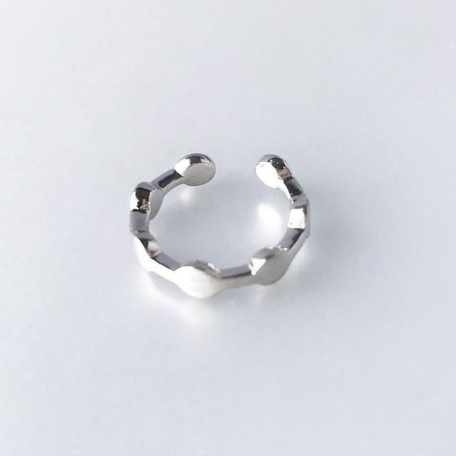 ピアス:SV925+カイヤナイト/Drop