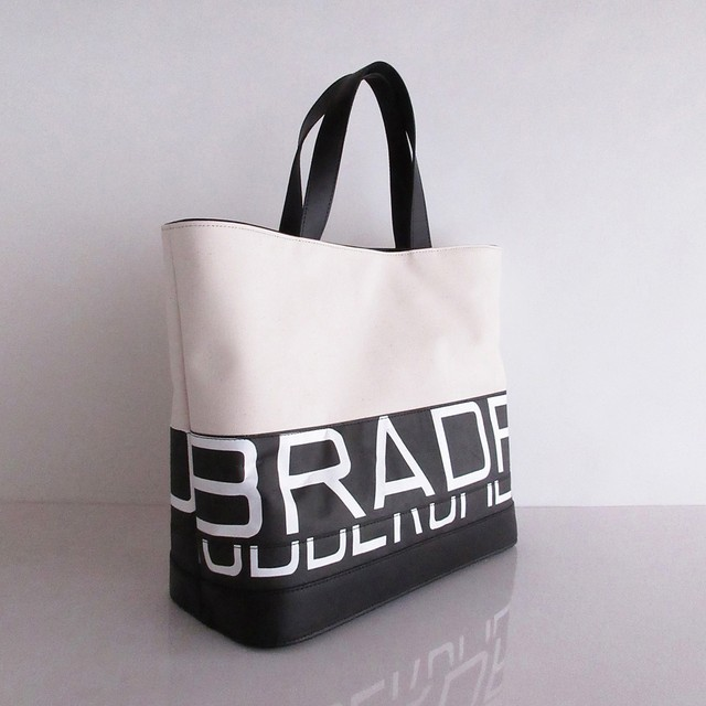 Tote Bag (S) / White  TSW-0001