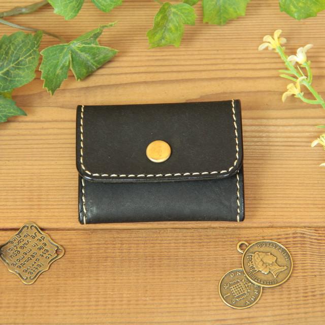 Piccolo Coin Case  /  ブラック